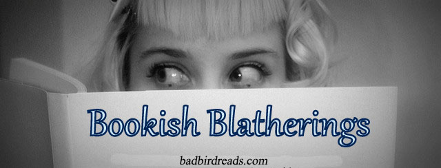 Bookish Blatherings banner 2
