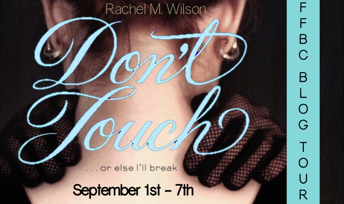 Guest Post: When I'm Not Writing by Rachel M. Wilson, Author of Don't Touch (Blog Tour & Giveaway)