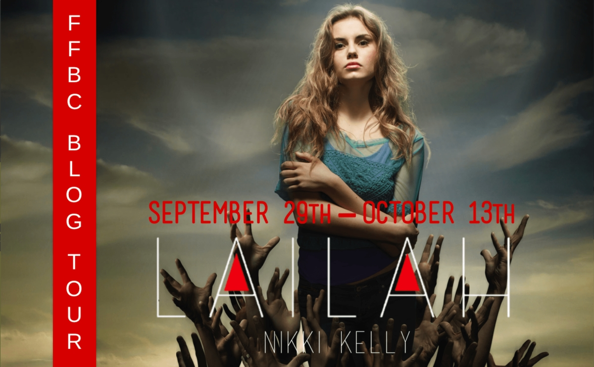 Early Review & Giveaway: Lailah by Nikki Kelly (Blog Tour)