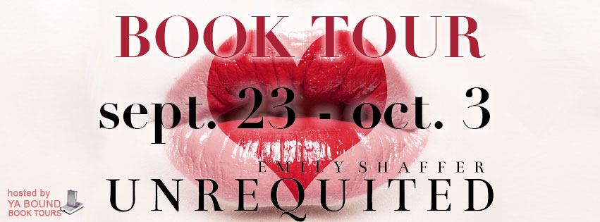 Guest Post: Unrequited by Emily Shaffer (Blog Tour & Giveaway)