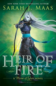 cover heir of fire