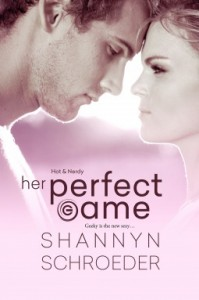 cover her perfect game by shannyn schroeder