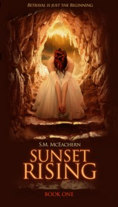 cover sunset rising