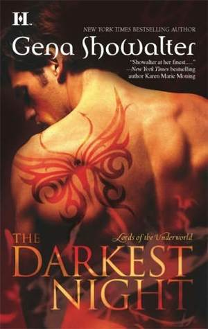 Review: The Darkest Night by Gena Showalter