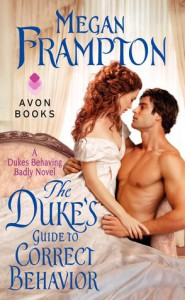 cover the duke's guide to correct behavior