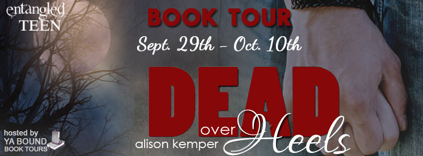 Review: Dead Over Heels by Alison Kemper (Blog Tour & Giveaway)
