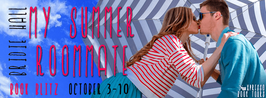 Guest Post & Giveaway: My Summer Roommate by Bridie Hall (Book Blitz)