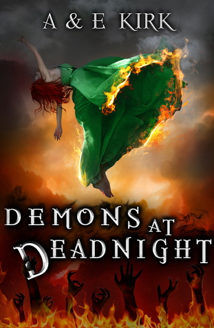 cover demons at deadnight by A&E Kirk