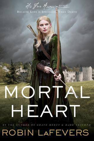 Waiting on Wednesday #5: Mortal Heart
