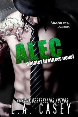 Review & Giveaway: Alec by L.A. Casey (Blog Tour)