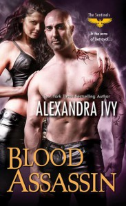 cover blood assassin by alexandra ivy