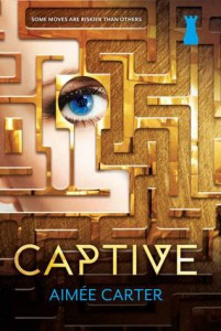 cover captive by aimee carter