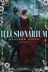 cover illusionarium by heather dixon