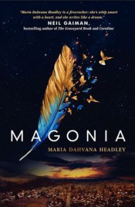 cover magonia by maria headley