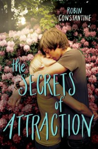 cover the secrets of attraction by robin constantine