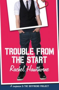 cover trouble from the start by rachel hawthorne