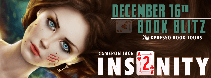 Excerpt & Giveaway: Figment: Insanity 2 by Cameron Jace (Book Blitz)