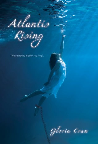 Review: Atlantis Rising by Gloria Craw (Blog Tour & Giveaway)