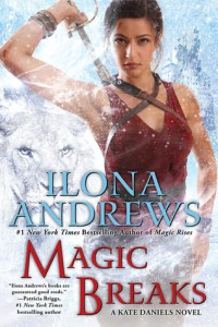 cover magic breaks by ilona andrews 2