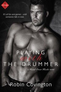 cover playing with the drummer by robin covington