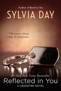cover reflected in you by sylvia day
