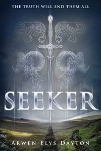 cover seeker by arwen dayton