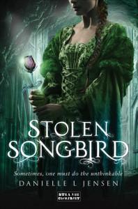 cover stolen songbird by danielle jensen