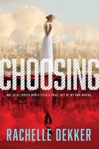 cover the choosing by rachlle dekker