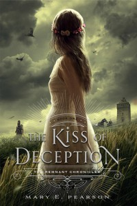 cover the kiss of deception by mary pearson