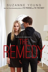 cover the remedy by suzanne young