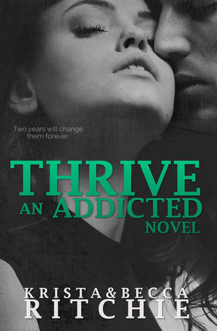 Review: Thrive by Krista and Becca Ritchie