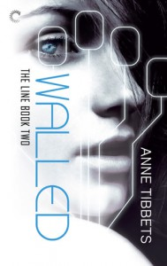 cover walled by anne tibbets