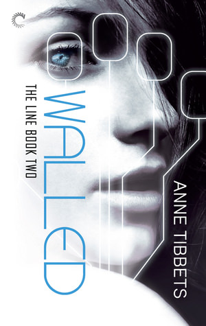 Review: Walled by Anne Tibbets (Blog Tour & Giveaway)