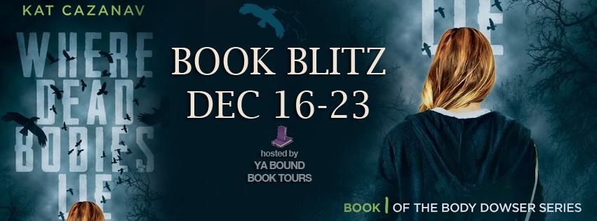 Book Excerpt: Where Dead Bodies Lie by Kat Cazanav (Book Blitz & Giveaway)