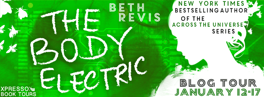Review: The Body Electric by Beth Revis (Blog Tour & Giveaway)