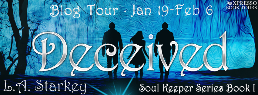 Guest Post & Giveaway: The Road to Self-Publishing by L.A. Starkey, Author of Deceived (Blog Tour & Giveaway)