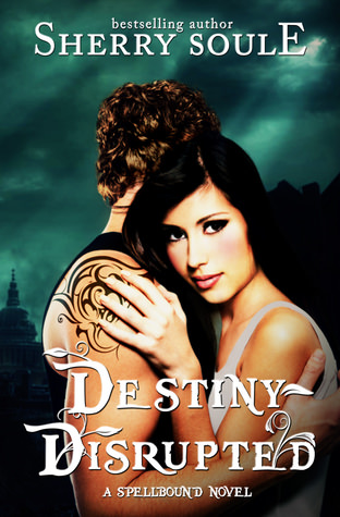 cover Destiny Disrupted Sherry Soule 2