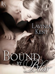 cover bound by bliss by lavinia kent