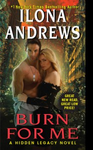 cover burn for me by ilona andrews