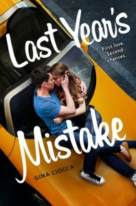 cover last year's mistake by gina ciocca