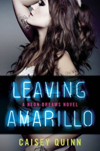 cover leaving amarillo by caisey quinn