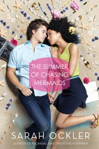 cover the summer of chasing mermaids by sarah ockler