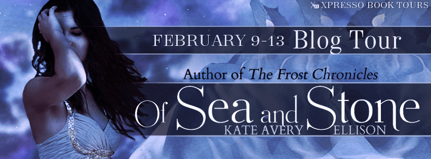 Review: Of Sea and Stone by Kate Avery Ellison (Blog Tour & Giveaway)