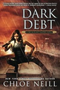 cover dark debt by chloe neill 2