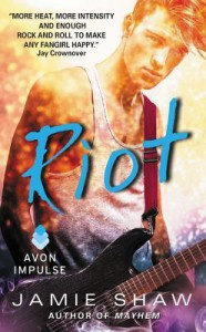cover riot by jamie shaw
