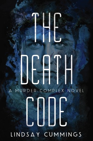 cover the death code by lindsay cummings
