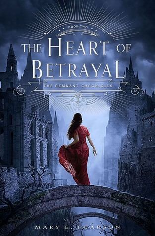 cover the heart of betrayal by mary pearson