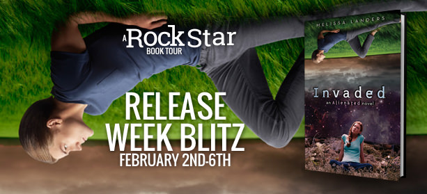 Release Week Blitz & Giveaway: Invaded by Melissa Landers