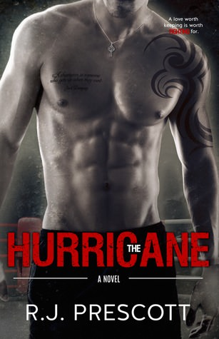 Review: The Hurricane by R.J. Prescott (Blog Tour & Giveaway)