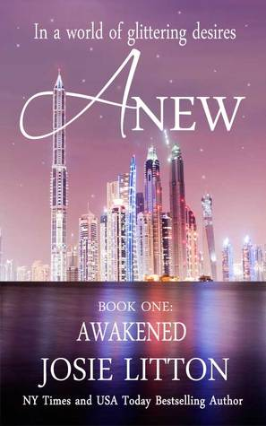 Excerpt & Giveaway: Anew by Josie Litton